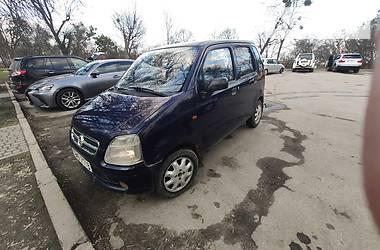 Opel Agila 2001 в Львові