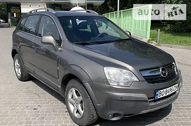 Внедорожник / Кроссовер Opel Antara 2007 в Тернополе