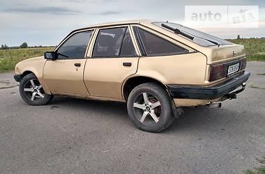 Opel Ascona 1988 в Березному