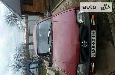 Opel Ascona 1992 в Ивано-Франковске