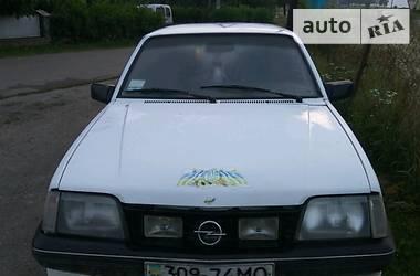 Opel Ascona 1987 в Бучаче