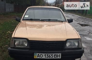 Opel Ascona 1985 в Сваляве