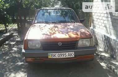 Opel Ascona 1987 в Здолбунове