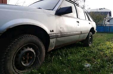 Opel Ascona 1988 в Чорткове