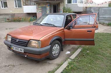 Хэтчбек Opel Ascona 1987 в Здолбунове