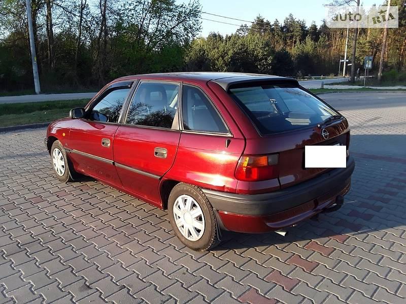 Opel Astra F 1999 в Хмельницькому