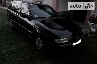 Opel Astra F 1997 в Львове