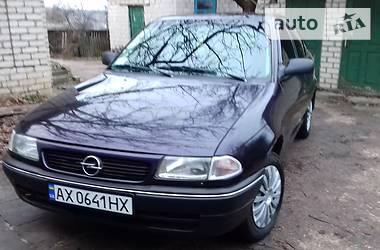 Opel Astra F 1995 в Изюме