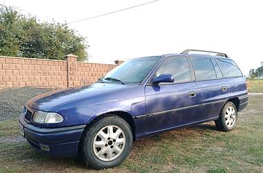 Opel Astra F 1997 в Луцке