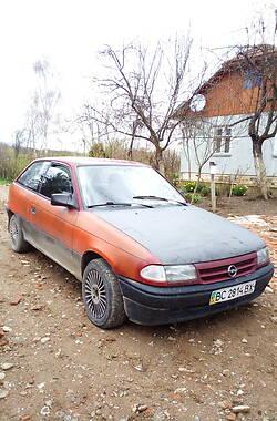 Хетчбек Opel Astra F 1992 в Стрию