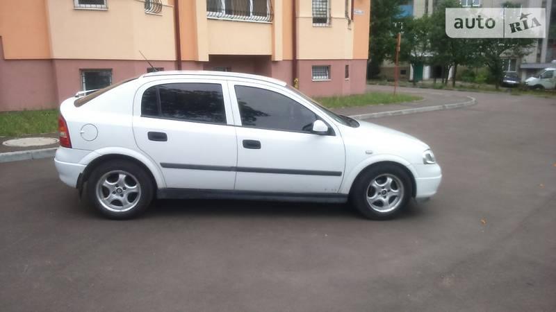 Opel Astra G 1999 в Дрогобыче