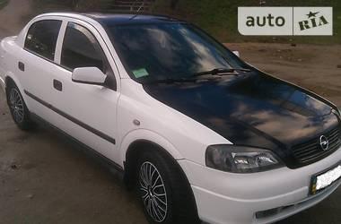 Opel Astra G 2006