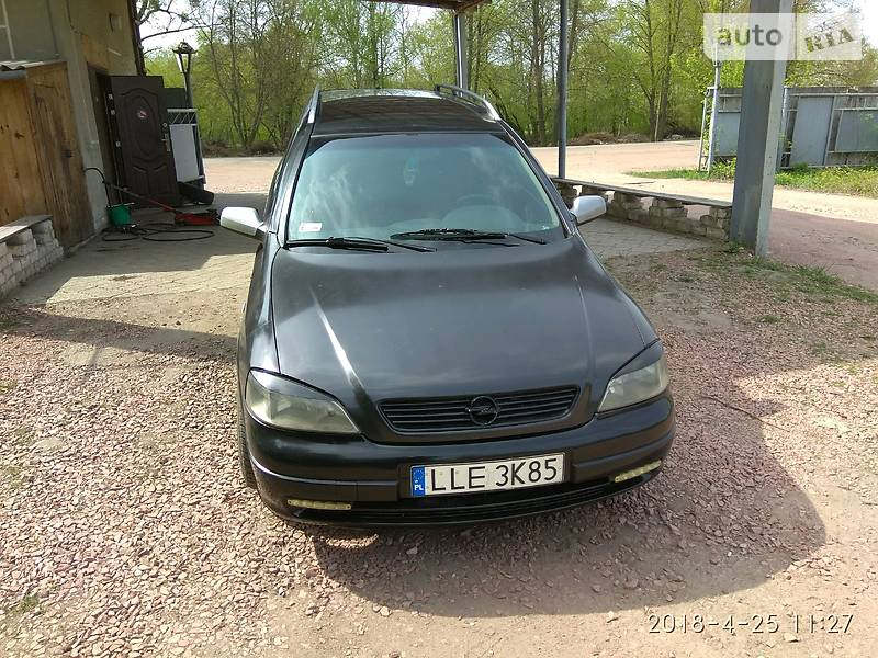 Opel Astra G 2000 в Овруче