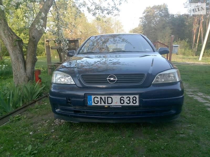 Opel Astra G 2002 в Києві