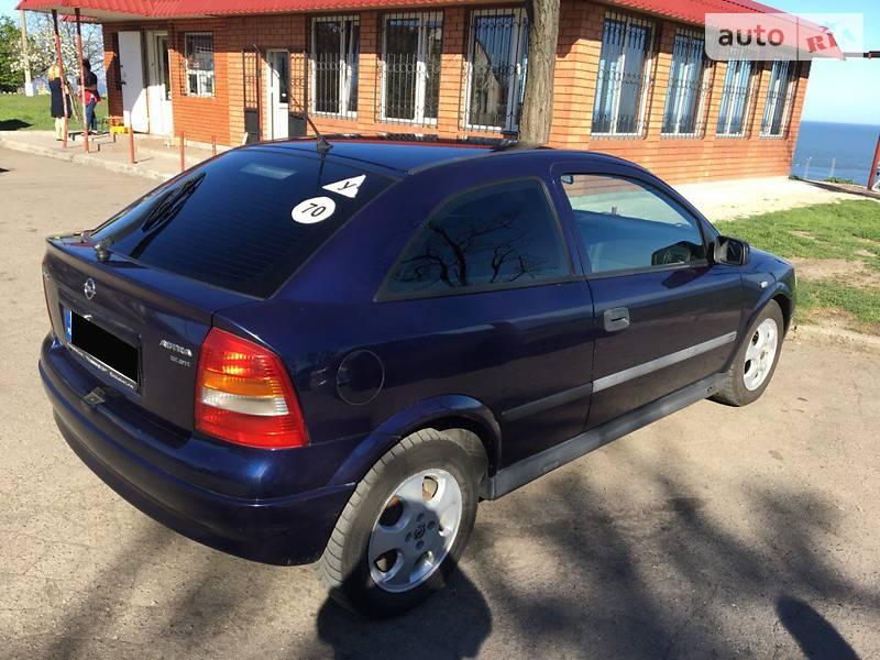 Opel Astra G 2000 в Маріуполі