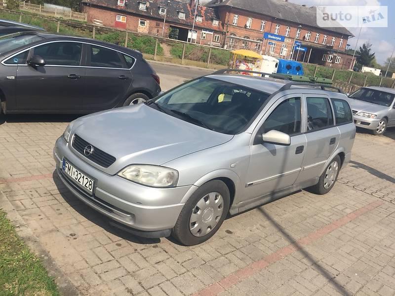 Opel Astra G 1999 в Ковеле