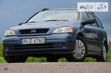 Opel Astra G 2001 в Дрогобичі