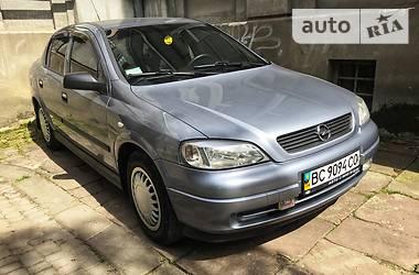 Opel Astra G 2008 в Ивано-Франковске