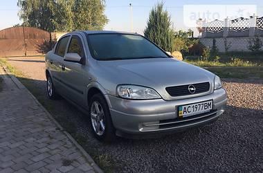 Opel Astra G 2007 в Луцке