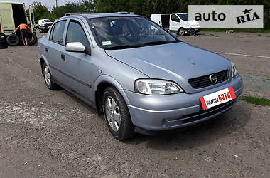 Opel Astra G 2002 в Ровно