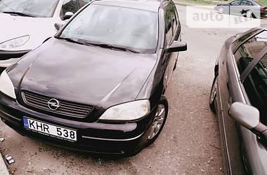 Opel Astra G 1999 в Киеве