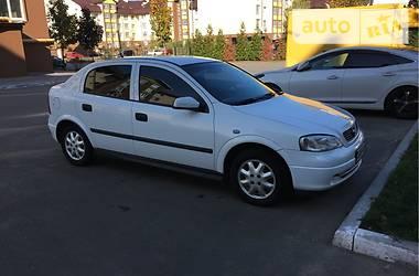 Opel Astra G 2001 в Вишневом