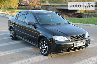 Opel Astra G 2008 в Кропивницком