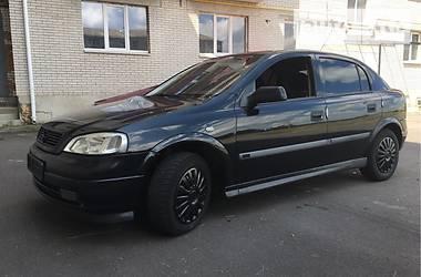 Opel Astra G 2000 в Богуславі