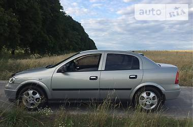 Opel Astra G 2007 в Буче