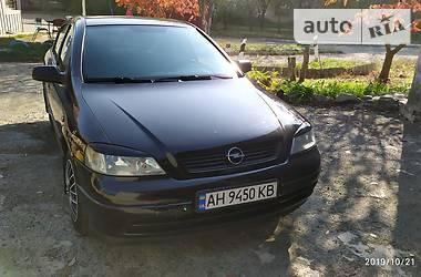 Opel Astra G 2007 в Славянске
