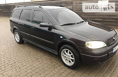 Opel Astra G 2001 в Березному