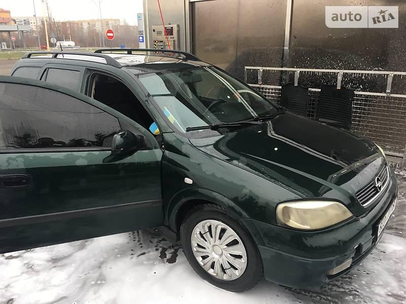 Opel Astra G 1999 в Ужгороде