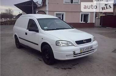 Opel Astra G 2001 в Черновцах