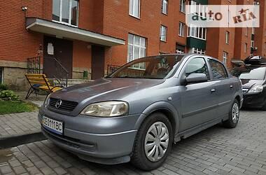 Opel Astra G 2007 в Черновцах