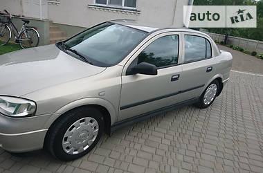 Opel Astra G 2008 в Ровно