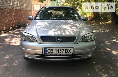Opel Astra G 1999 в Чернигове