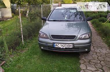 Opel Astra G 2005 в Владимир-Волынском