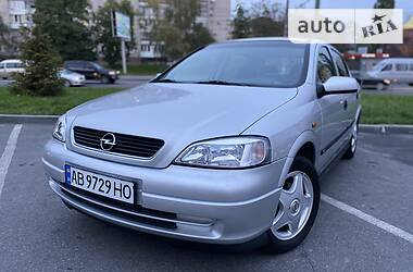 Opel Astra G 1998 в Виннице