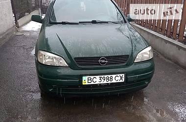 Opel Astra G 1999 в Львове