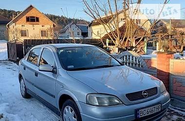 Opel Astra G 2001 в Перемышлянах