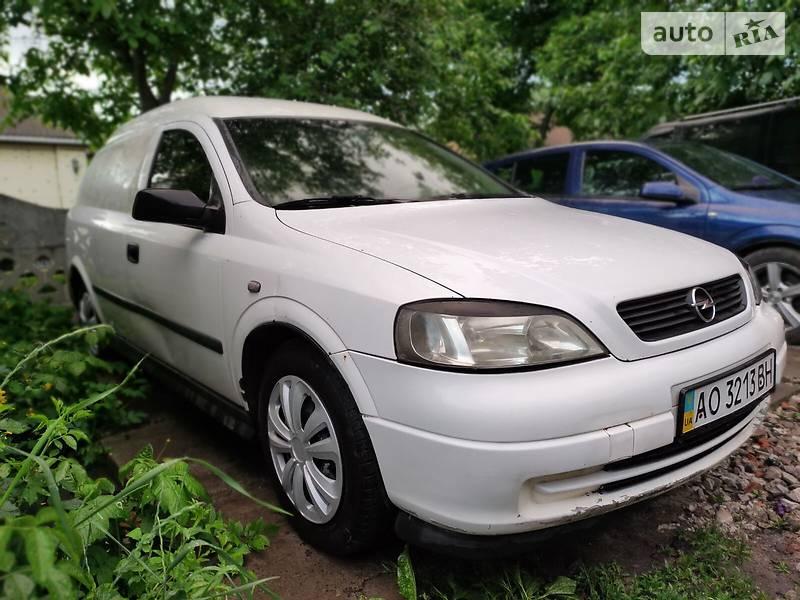 Универсал Opel Astra G 2004 в Харькове