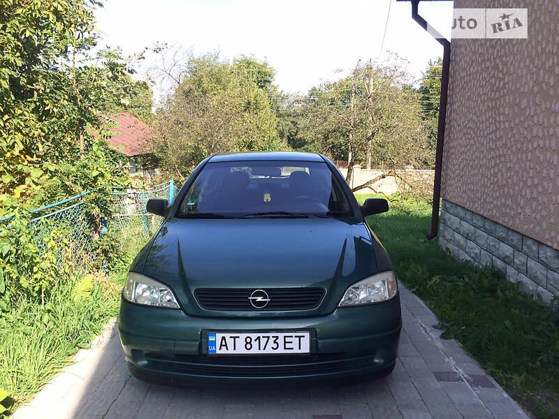 Opel Astra G SVIGOPRUGNANA