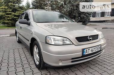 Седан Opel Astra G 2008 в Ивано-Франковске