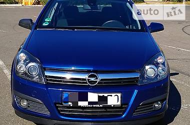 Opel Astra H 2006 в Донецке