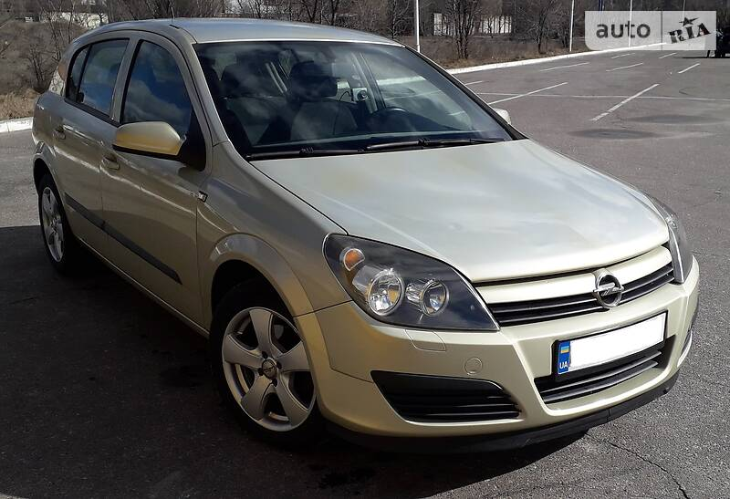 Opel Astra H 2004 в Северодонецке