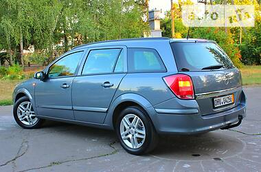 Opel Astra H 2007 в Бершади