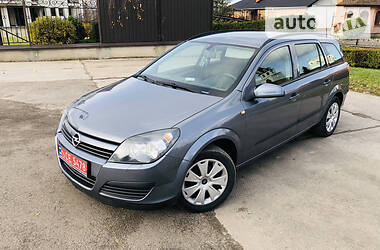 Opel Astra H 2005 в Владимир-Волынском