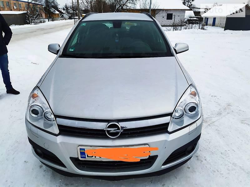 Opel Astra H 2006 в Рокитном
