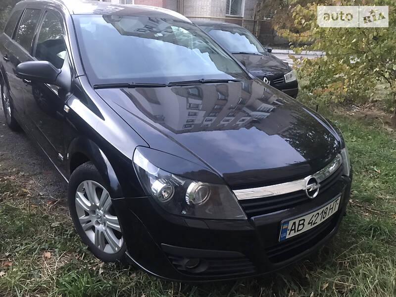 Универсал Opel Astra H 2007 в Виннице