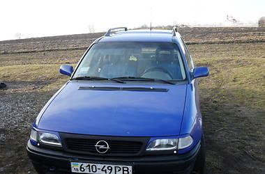 Opel Astra J 1997